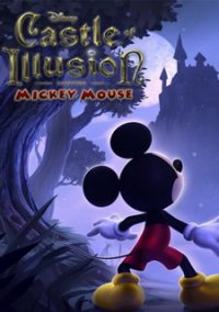 Disney Castle of Illusion starring Mickey Mouse – фото обложки игры