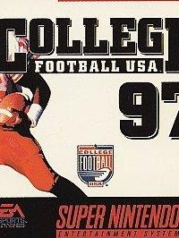 College Football USA '97 – фото обложки игры