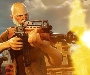 Инженер-матерщинник Уолтер нахваливает оружие в видео Sunset Overdrive