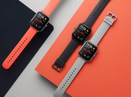 ВРоссии вышли смарт-часы Amazfit GTS— дешевая копия Apple Watch за9990 рублей