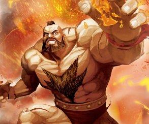 Российский борец обиделся на создателей Street Fighter