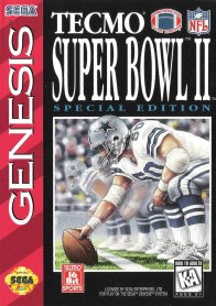 Tecmo Super Bowl II