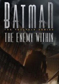 Batman: The Enemy Within - The Telltale Series – фото обложки игры