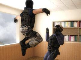 CS:GO— это нетолько про стрельбу. Игрок обманул соперника фейковым прыжком