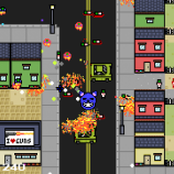 Скриншот Its rainbow epileptic zombie time! – Изображение 1