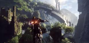 Anthem. Геймплейный трейлер с E3 2017
