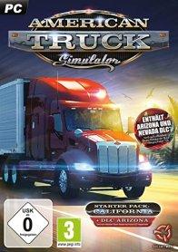 American Truck Simulator: Starter Pack - California