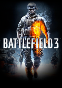 Battlefield 3 – фото обложки игры