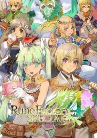 Rune Factory 4 Special – фото обложки игры