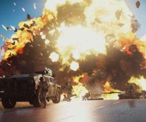 Гифка дня: вечный огонь вJust Cause3