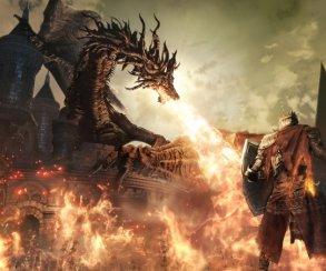 Стример проходит сразу две версии Dark Souls 3 наодном контроллере. Иунего получается