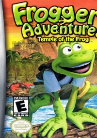 Frogger's Adventures: Temple of the Frog – фото обложки игры