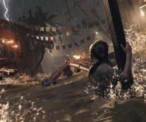 Из огня да в полымя: первые 15 минут игрового процесса Shadow of the Tomb Raider