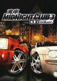Midnight Club 3: Dub Edition – фото обложки игры