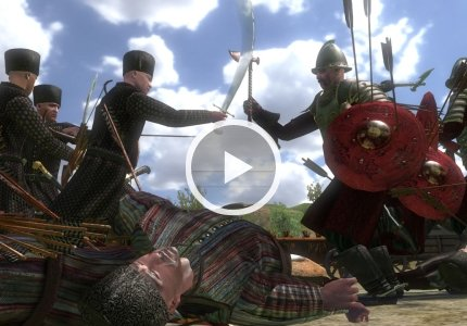 Mount and Blade Огнем и Мечом - Trailer