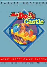 Mr. Do's Castle – фото обложки игры