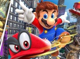 Что творит Nintendo?! Согласно первым рецензиям, Super Mario Odyssey уделала всех!