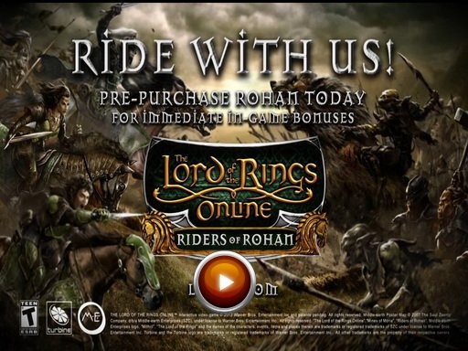 The Lord of the Rings Online: Riders of Rohan. Дневники разработчиков