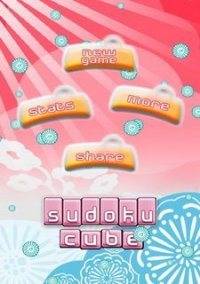SudokuCube – фото обложки игры