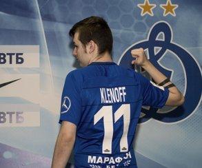 Klenoff стал чемпионом России по киберфутболу