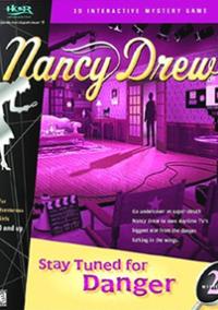 Nancy Drew: Stay Tuned for Danger – фото обложки игры