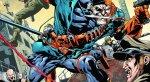 Галерея. Супергерои Marvel иDCввиде пиратов: Бэтмен, Дэдпул, Существо идругие. - Изображение 36
