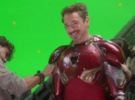 Marvel показала фичуретку со съемочной площадки «Войны Бесконечности». Все улыбаются!