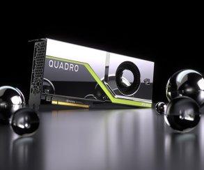 Nvidia представила новое поколение видеокарт. Анонс игровых карт ожидается на Gamescom