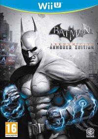 Batman: Arkham City - Armored Edition – фото обложки игры