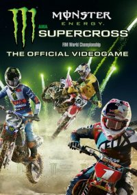 Monster Energy Supercross - The Official Videogame – фото обложки игры