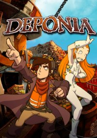 Deponia – фото обложки игры
