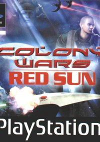 Colony Wars: Red Sun – фото обложки игры