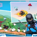 Скриншот Ninja Toss – Изображение 3