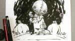 Инктябрь: что ипочему рисуют художники комиксов вэтом флешмобе?. - Изображение 178