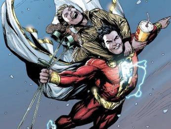 Лучшие комиксы про Шазама— простого подростка, ставшего могучим супергероем