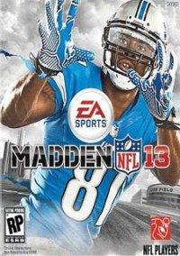 Madden NFL 13 – фото обложки игры