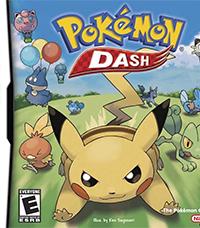 Pokemon Dash – фото обложки игры