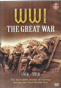 World War One: The Great War 1914-1918