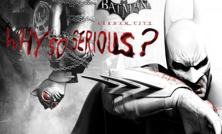 Batman: Arkham City - Official Gameplay Trailer [RUS DUB]