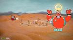 10 скриншотов изCuphead, которые можно спутать смультфильмами Disney. - Изображение 8
