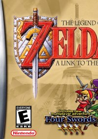 The Legend of Zelda: A Link to the Past – фото обложки игры