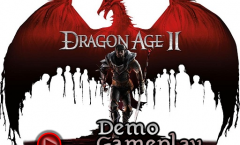 Dragon Age 2 Demo Gameplay + Cinematic Trailers