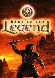 Legend: Hand of God