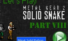 Lets Play Metal Gear 2. Часть 8