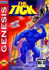 The Tick – фото обложки игры