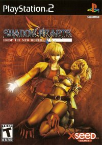 Shadow Hearts: From the New World – фото обложки игры