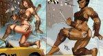 Художники заменяют женских персонажей комиксов мужскими, ноодежду ипозы нетрогают. - Изображение 7