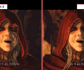 Графику Dark Souls 2 для PC и PS3 сравнили на видео