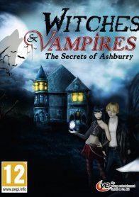 Witches & Vampires The Secrets Of Ashburry