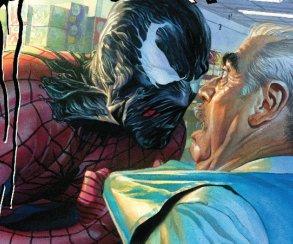 Из-за симбиота Венома Человек-паук ненадолго стал суперзлодеем